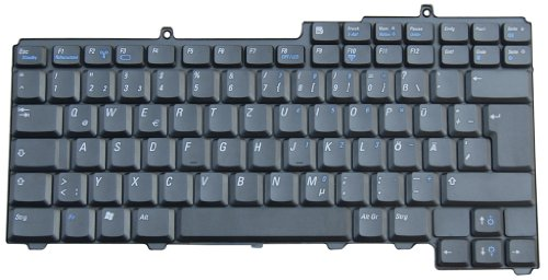 Origanal TC Tastatur Dell Precision M70 Series DE Neu -