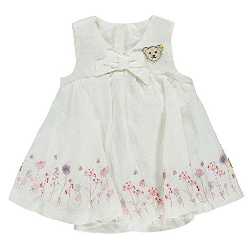Steiff Collection Kleid Blümchen ärmellos Baby Mädchen