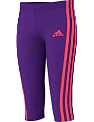 Adidas pantalon de survêtement 3/4 en single jersey