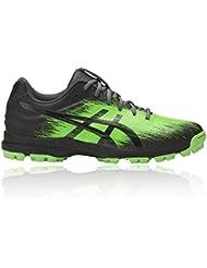 New Asics Gel-Hockey Typhoon 3 Chaussures Hommes Chaussures de sport Noir