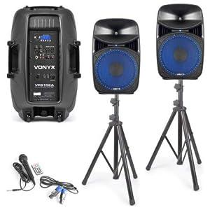 luz y sonido para eventos: VONYX 178.135 VPS152A