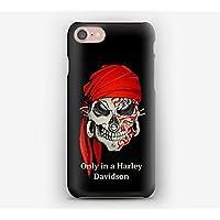 Case Cover Schutzhülle für iPhone X, 8, 8+, 7, 7+, 6S, 6, 6S+, 6+, 5C, 5, 5S, 5SE, 4S, 4, Only in a Harley Davidson …
