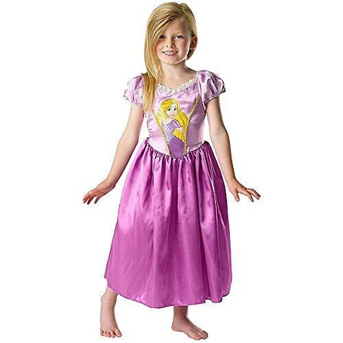Imagen de rubie`s  disfraz infantil de rapunzel clásico 881242 m