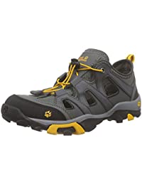 Jack Wolfskin KIDS MTN ATTACK AIR, Chaussures de randonnée mixte enfant