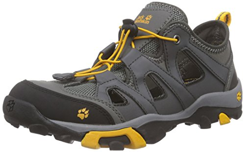 Jack Wolfskin Kids MTN Attack Air, Unisex Kids' Hiking Shoes