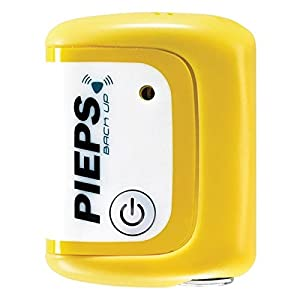 Pieps Lawinensender Backup Transmitter, Yellow, One Size