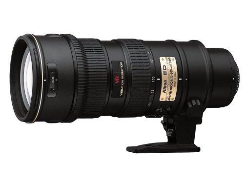 Nikon AF-S VR 70-200mm f/2.8 G IF ED Zoom téléobjectif Pro