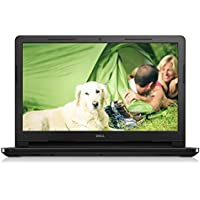 Dell Inspiron 15 3000 15.6-inch HD Laptop (Intel Pentium, 8 GB RAM, 1 TB HDD, Windows 10) - Matte Black