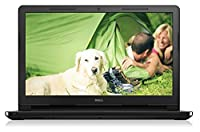 Dell Inspiron 15 3000 15.6-inch HD Laptop (Intel Pentium, 8 GB RAM, 1 TB HDD, Windows 10) - Matte Black