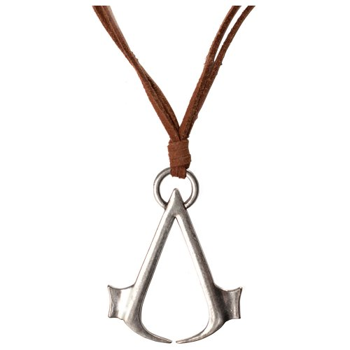 Assassins Creed 3 - Metal Logo - Gute Kostüm Schmuck