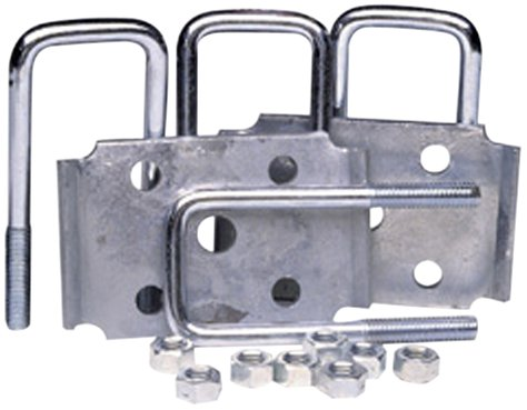 AXLE TIE PLATE KIT 1.9IN DIA