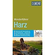 DuMont Wanderführer Harz: Mit 35 Routenkarten und Höhenprofilen