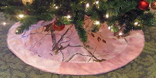 Carstens Realtree Pink AP Camo Weihnachtsbaum Rock