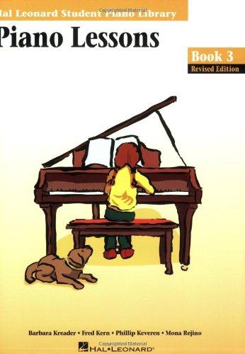 Piano Lessons Book: Hal Leonard Student Piano Library por Hal Leonard