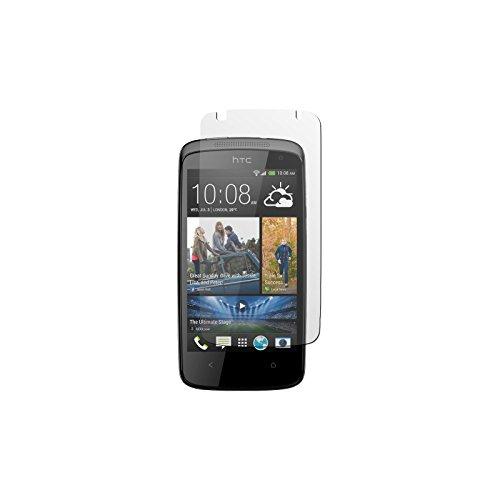 PhoneNatic 2 x Bildschirmschutzfolie klar für HTC Desire 500