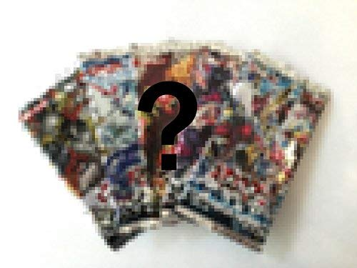 Yu-Gi-Oh! 5 verschiedene Booster auf deutsch, 5er Pack (9 Karten pro Booster) (Prime Yu Gi Oh Karten)