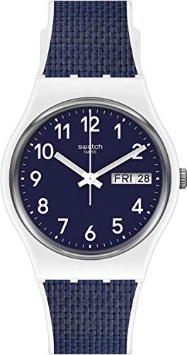 Swatch Gent Standard NAVY LIGHT GW715 orologio