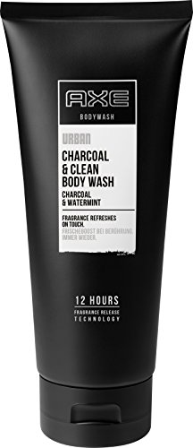 Axe Duschgel Urban Charcoal Clean, 6er Pack (6 x 200 ml)