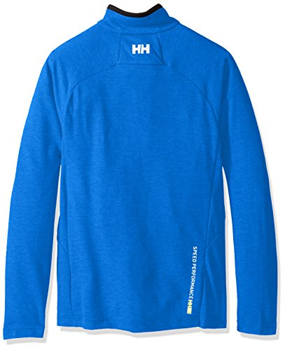 Helly Hansen Veste pour homme HP 1/2 zip Pull Pull bleu olympique