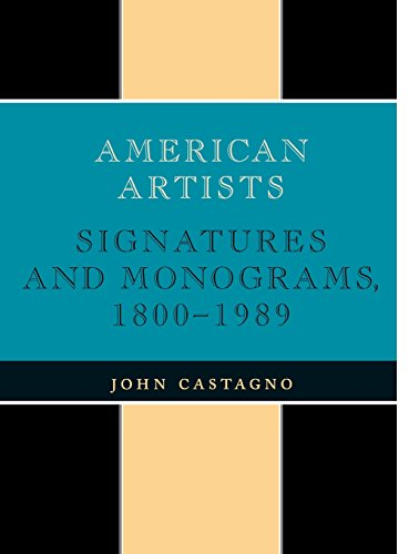American Artists: Signatures and Monograms,