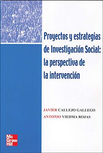 Proyectos y Estrategias de Investigaci}n Social