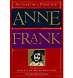 The Diary of a Young Girl: The Definitive Edition (G.K. Hall Large Print Perennial Bestseller Collection) by Anne Frank (1995-09-01)