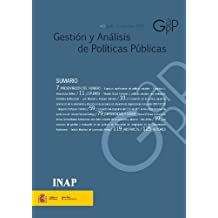 Revista Gestión y análisis de políticas públicas Nº 2