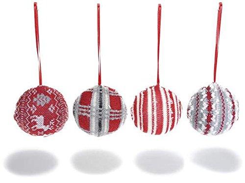 Kugel-Baum mit Mesh zum Aufhängen (Weihnachten-mesh Für Bäume)