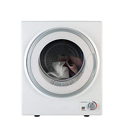 Cookology CMVD25WH Mini Vented Dryer 2.5kg White