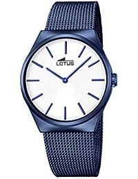 e3951e35a210 Amazon.es  reloj lotus mujer - Relojes de pulsera   Hombre  Relojes