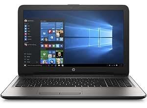"HP 15-ay102na Laptop Silver - Intel® Core™ i5-7200U processor - 16GB RAM - 2TB storage HDD - 15.6"" diagonal HD SVA BrightView WLED-backlit - Windows 10 Home 64"