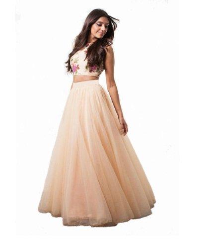 HMP Fashion Women's Latest Heavy Printed Trendy Lehenga choli - Dress material Free Size Festival Special Sale 50% OFF