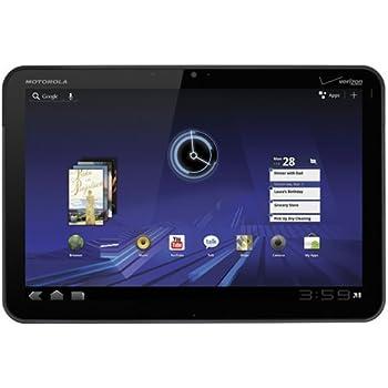 """Motorola Xoom Wi-Fi, 1000 MHz, 1024 MB, 1 GB, 256.5 mm (10.1 """"), 16:10, 1280 x 800 Pixeles"""