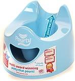 Pourty Easy-to-Pour Potty (Blue)