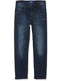 TOM TAILOR Jungen Jeans Night Blue Wash Denim Tim