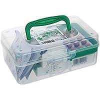 HEHAHA-STUDIO Medizinische Box, Mini-Notfall-Box, Mehrzweck-Aufbewahrungsbox, Aufbewahrungsbox. preisvergleich bei billige-tabletten.eu