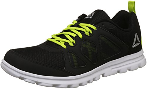 Reebok Men's Affect Black Running Shoes - 7 UK/India (40.5 EU)(8 US)(CN2092)