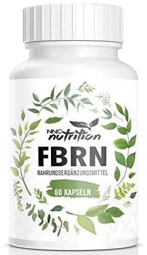 #Abnehmen – F-BURN – hochdosierte Kapseln mit Glucomannan – Hergestellt in Deutschland – NNC Nutrition#