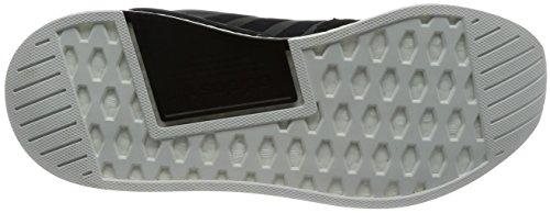 adidas NMD_r2, Scarpe Sportive Uomo Nero (Negbas / Negbas / Cosfut)