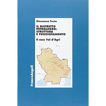 Il Distretto Petrolifero: Struttura E Funzionamento. Il Caso Della Val D'agri