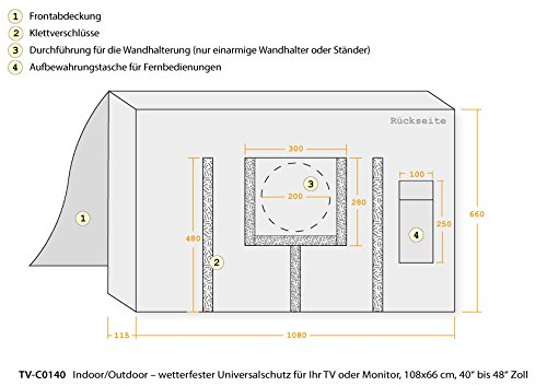 ma e 48 zoll fernseher test auf vvwn. Black Bedroom Furniture Sets. Home Design Ideas