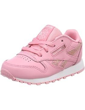 Reebok Cl Spring, Zapatillas de Gimnasia para Niñas