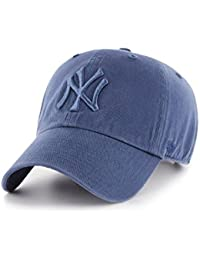 b4703811558a9  47 Brand MLB NY Yankees Clean Up Cap - Timber Blue ·