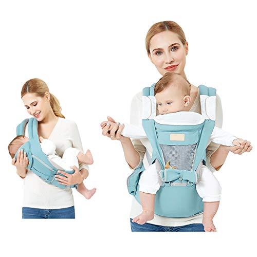 Sangle de Taille pour bébé, Banc d'absorption de Choc Amovible en Coton Multifonction Confortable et Respirant ( Color : A )