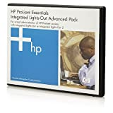 Hewlett Packard Enterprise iLO Advanced 1 Server License with 3yr 24x7 Tech Support and Updates - Software de licencias y actualizaciones (HP ProLiant DL160 HP ProLiant DL320 HP ProLiant DL360 HP ProLiant DL370 HP ProLiant DL380)