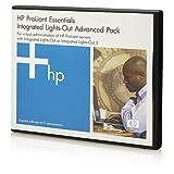 Hewlett Packard Enterprise iLO Advanced 1 Server License with 3yr 24x7 Tech Support and Updates - Software de licencias y actualizaciones (HP ProLiant DL160 HP ProLiant DL320 HP ProLiant DL360 HP ProLiant DL370 HP ProLiant DL380)