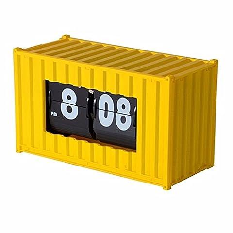 SSBY Creative mini flip flop contenant contenant horloges horloges horloges de bureau modèle bureau horloges réveil