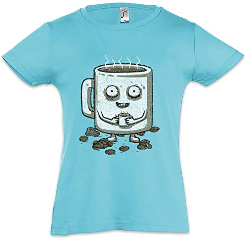 Coffee Mug Mädchen Kinder Kids T-Shirt