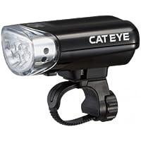 CATEYE HL-EL 135N Feu avant de sécurité LED à piles Noir aueCDg