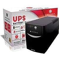 Lightwave Uninterrupted Power Supply UPS-650VA